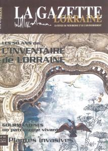 LA GAZETTE LORRAINE 09-2015